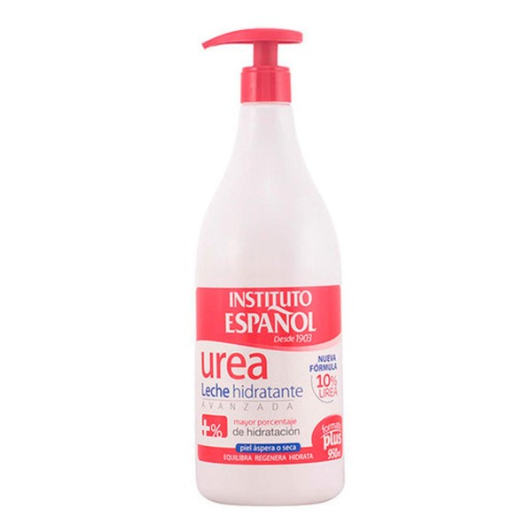 Instituto español urea leche hidratante 950ml