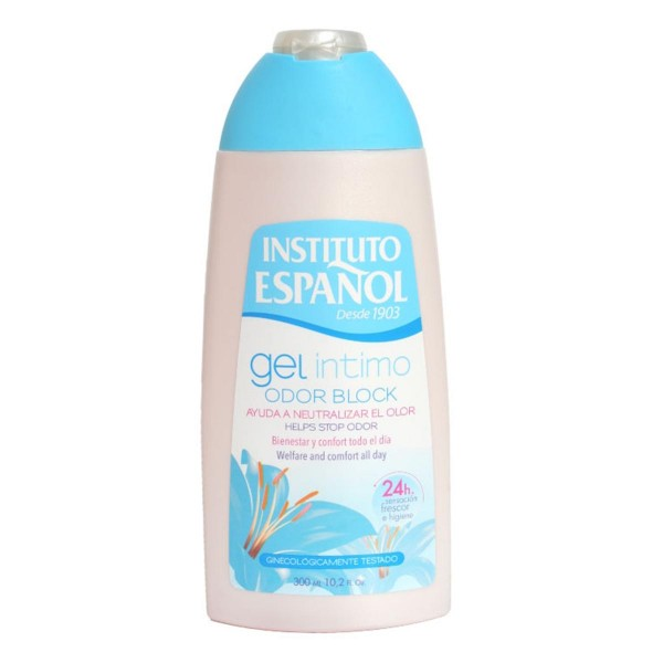 Instituto español gel intimo odor block 300ml