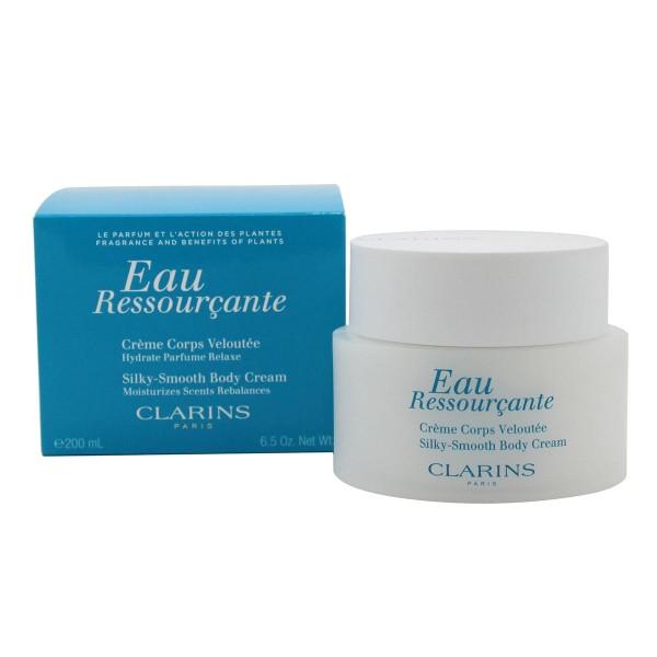 Clarins eau ressourã‡ante silky smooth crema corporal 200ml