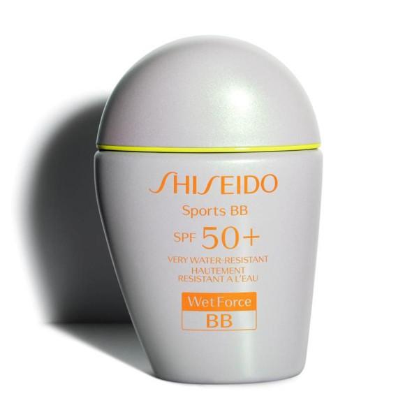 Shiseido wetforce bb cream spf50+ 30ml