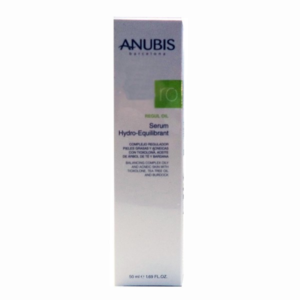 Anubis regul oil serum hydro-equilibrant 50ml