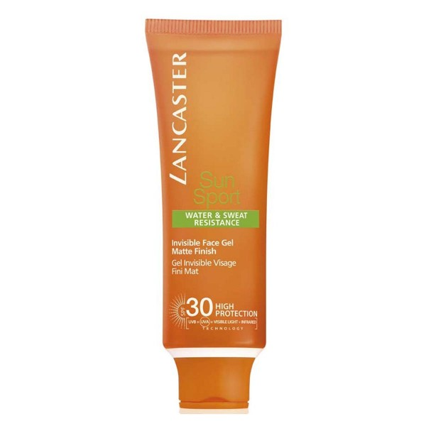 Lancaster sun sport invisible face gel spf30 50ml