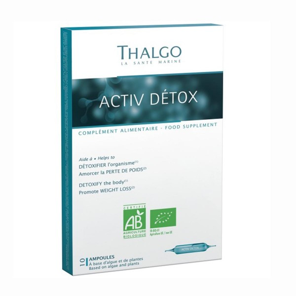 Thalgo nutridetox complemento alimenticio 100ml