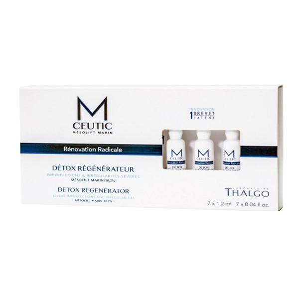 Thalgo mceutic tratamiento detox regenerator 8.4ml