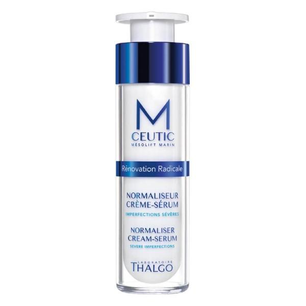 Thalgo mceutic normaliser cream serum 50ml