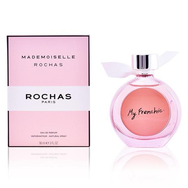 Rochas mademoiselle eau de parfum 90ml vaporizador