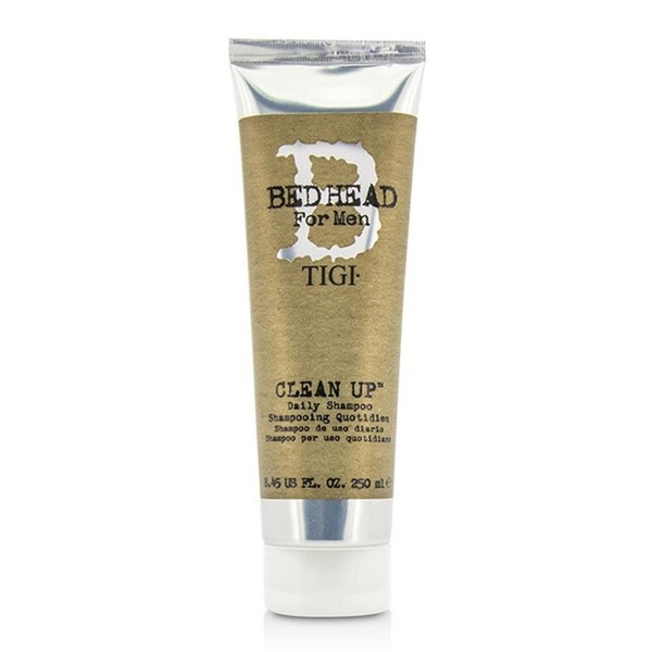 Tigi bed head for men clean up champu diaro 250ml