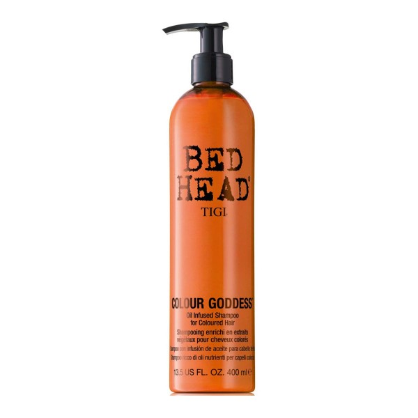 Tigi bed head color goddess champu oil infused 400ml