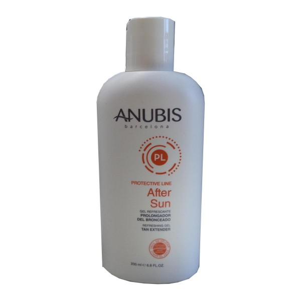 Anubis protective line after sun gel 200ml
