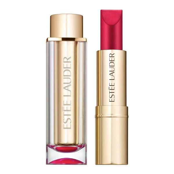 Estee lauder pure color love barra de labios 270 haute&cold