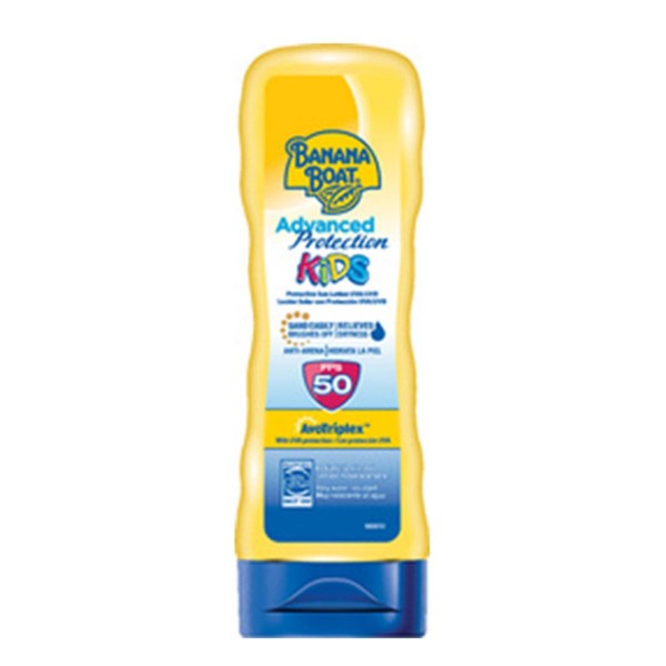 Hawaiian tropic kids locion corporal spf50 180ml