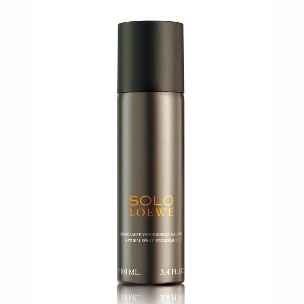 Loewe solo loewe desodorante 100ml vaporizador