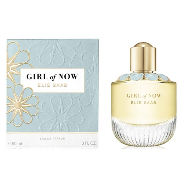 Elie saab girl of now eau de parfum 90ml vaporizador