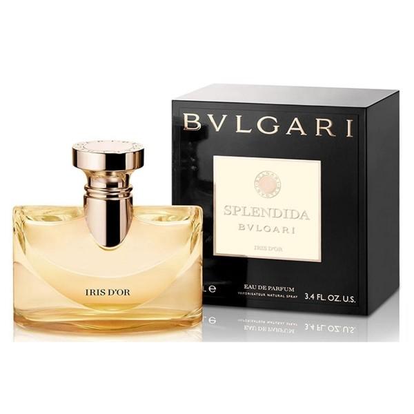 Bvlgari splendida iris d'or eau de parfum 100ml vaporizador
