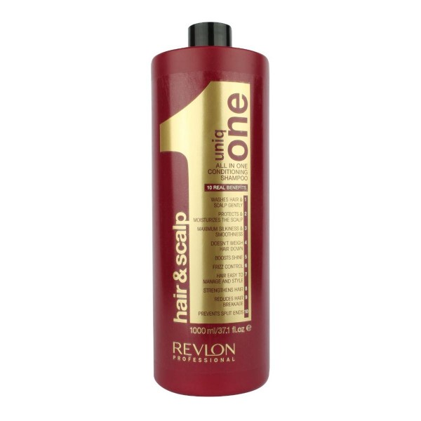 Revlon uniqone hair&scalp acondicionador 1000ml