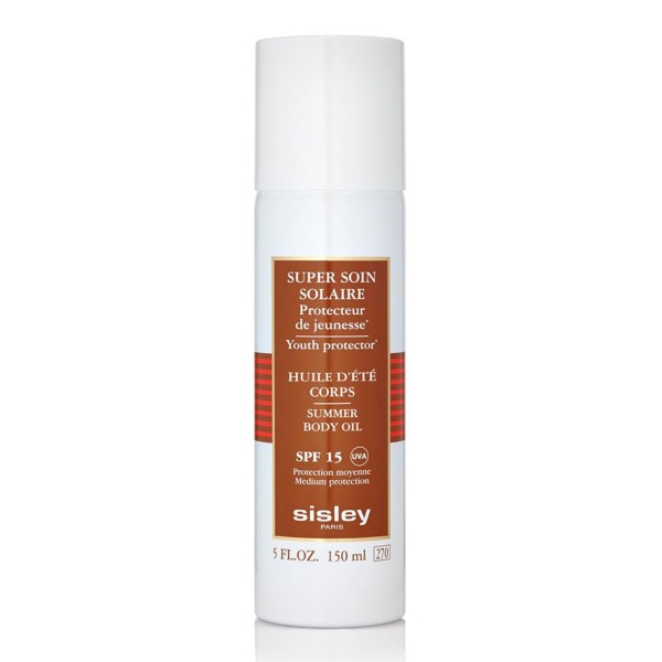 Sisley super soin solaire youth protector aceite corporal aceite corporal spf15 150ml