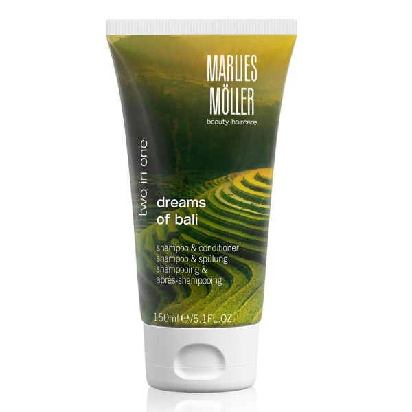 Marlies moller two in one champu y acondicionador dreams of bali 150ml