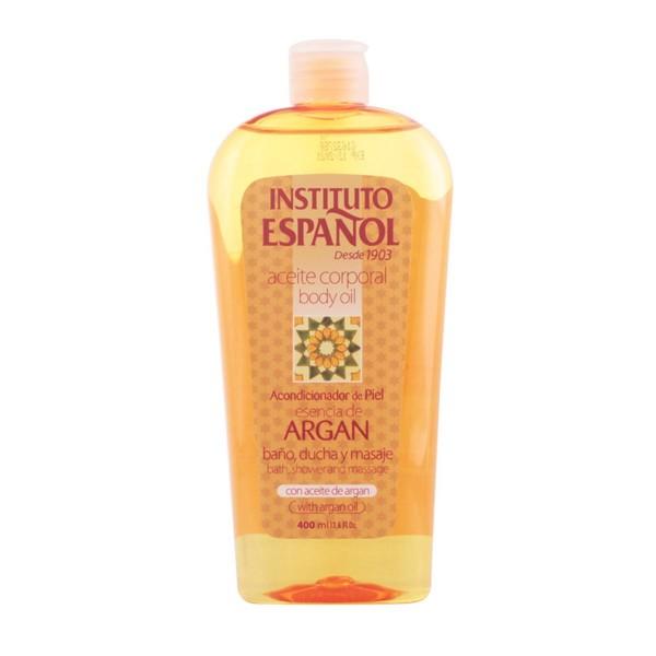 Instituto español anfora esencia de argan aceite corporal aceite corporal 400ml