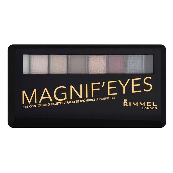 Rimmel magnif'eyes contouring palette 003