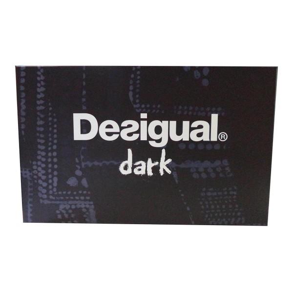 Desigual dark eau de toilette 100ml vaporizador + miniatura 15ml