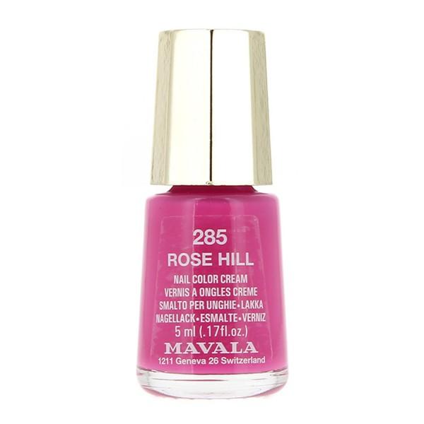 Mavala nail laca de uñas 285 rose hill