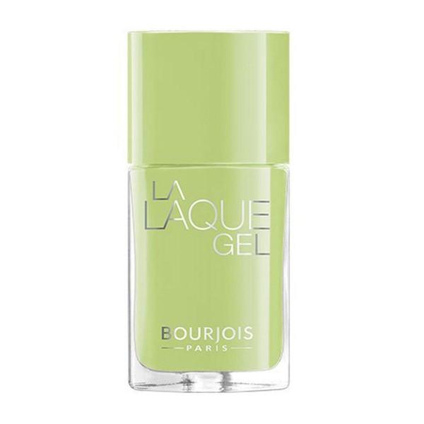 Bourjois la laque nail gel 016 un vert a nice