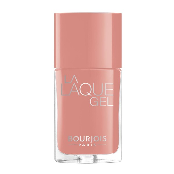 Bourjois la laque nail gel 026 pink twice