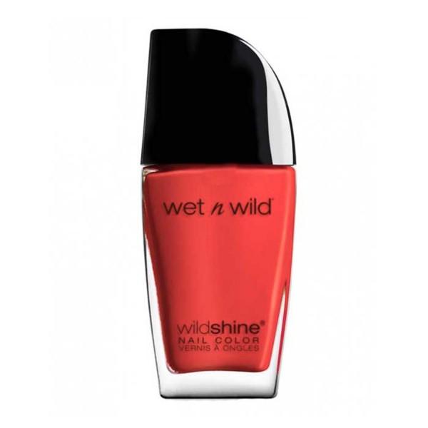 Wetn wild shine nail laca de uñas heatwave