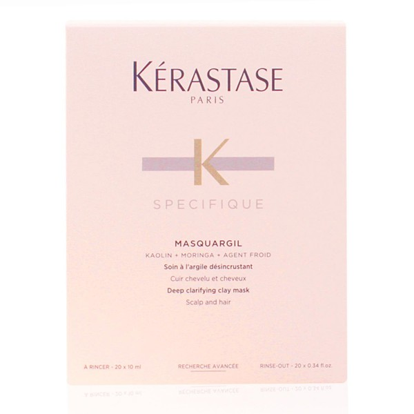 Kerastase specifique masquargil deep clarifying clay mask 200ml
