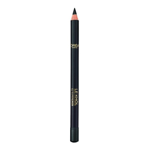 Loreal superliner le khol eyepencil 101 midnight black