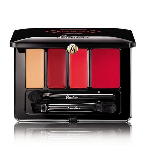 Guerlain kiss kiss palette red pas coll