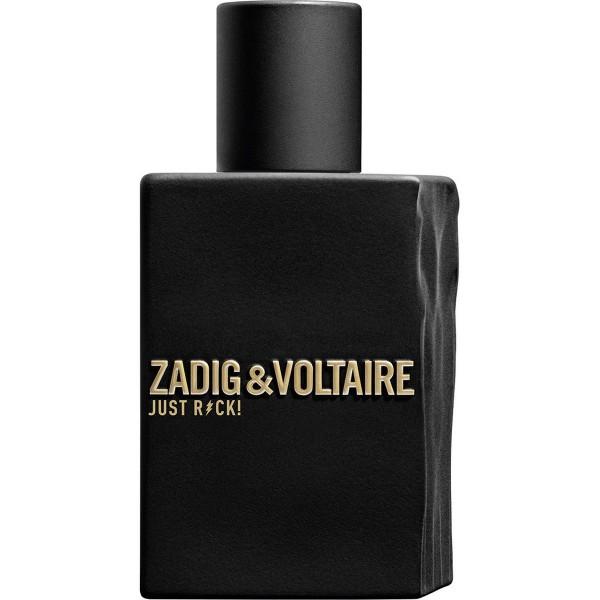 Zadig&voltaire just rock eau de toilette 100ml vaporizador