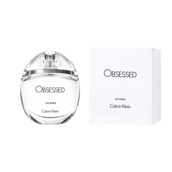 Calvin klein obsessed eau de parfum for women 100ml vaporizador