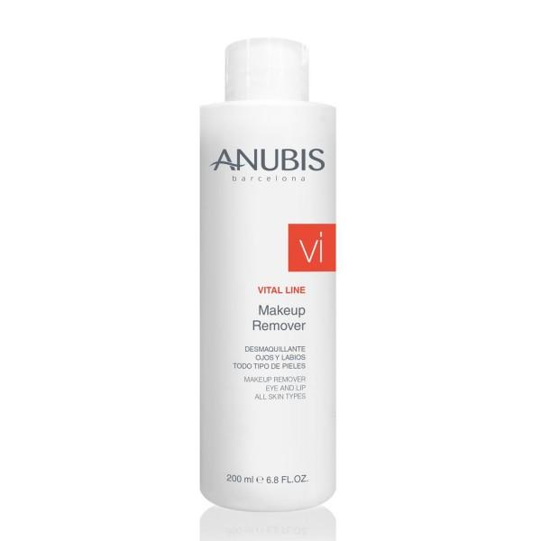 Anubis vital line make up remover eye and lip todo tipo de piel 200ml