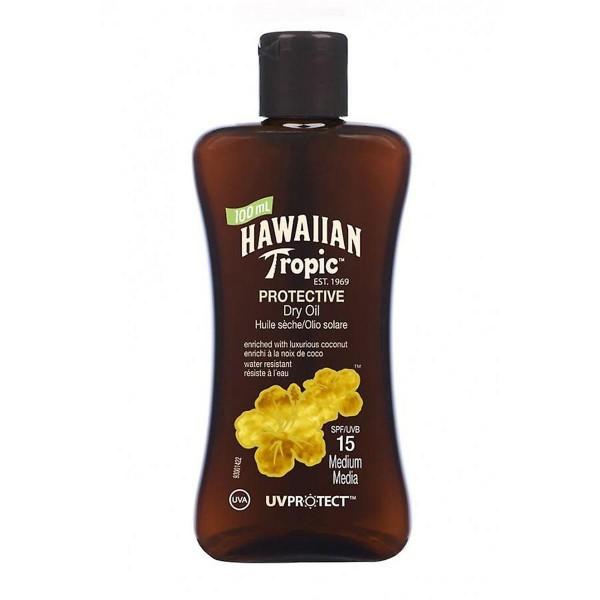 Hawaiian tropic protective aceite seco spf15 100ml