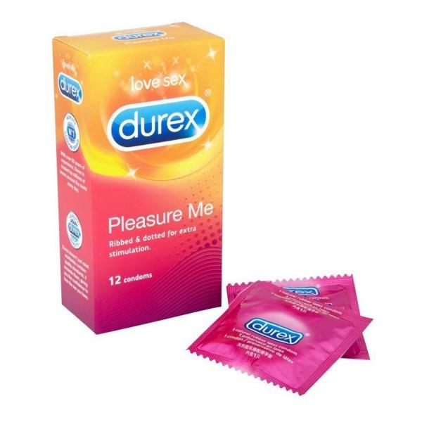 Durex dame placer preservativos
