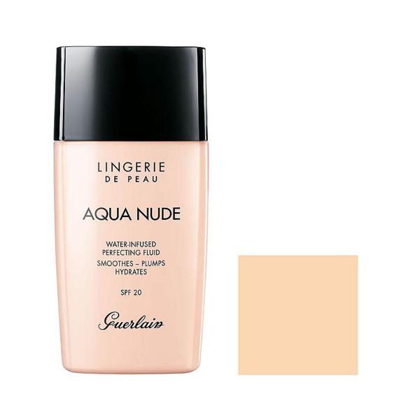 Guerlain lingerie de peau aqua nude fluido 01n 1000ml