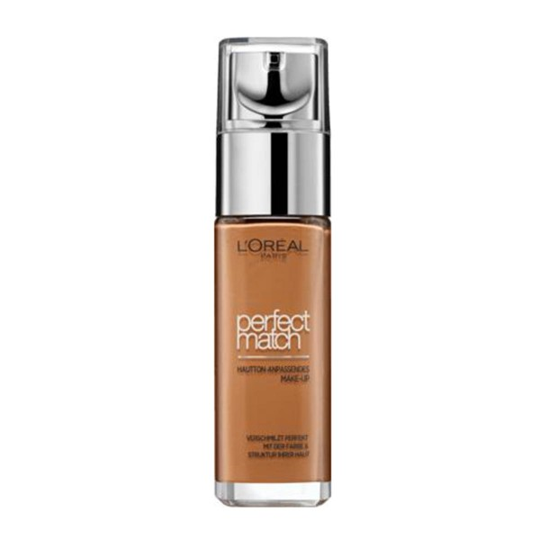 Loreal accord parfait maquillaje fundente 8r/c noisette