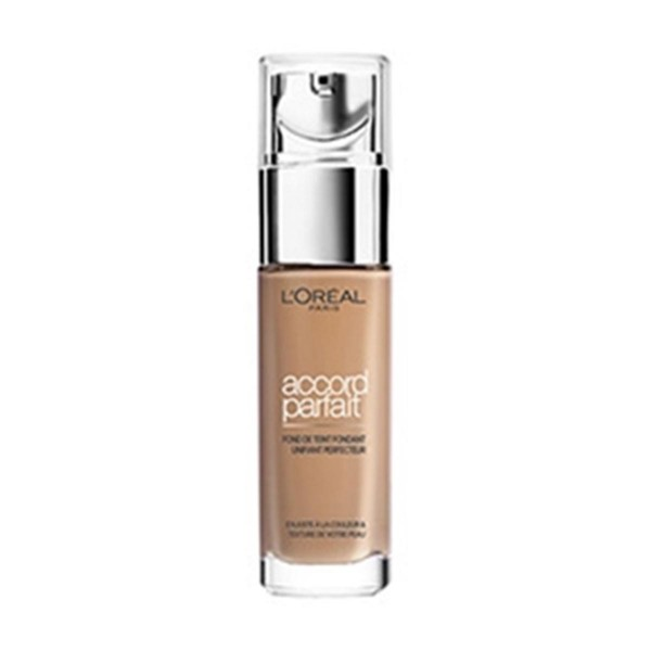 Loreal accord parfait maquillaje fundente 1r/1c ivoire