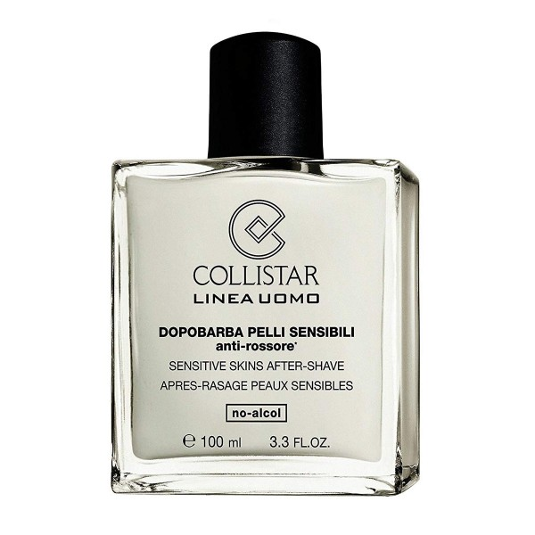 Collistar uomo after shave sin alcohol piel sensible 100ml