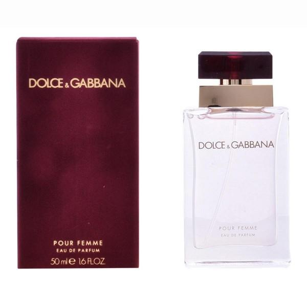 Dolce & gabbana pour femme eau de parfum 50ml vaporizador