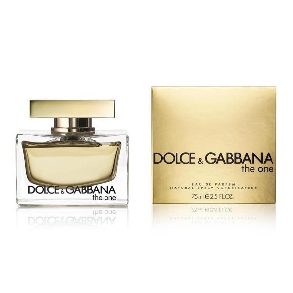 Dolce & gabbana the one eau de parfum 75ml vaporizador
