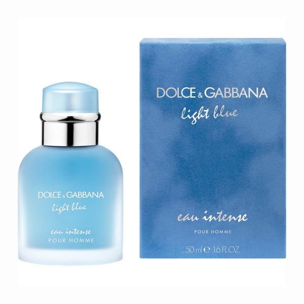 Dolce & gabbana light blue pour homme eau de parfum 50ml vaporizador