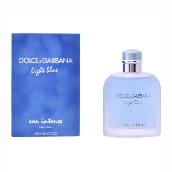Dolce & gabbana light blue pour homme eau de parfum 200ml vaporizador