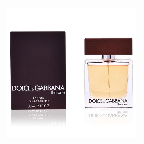 Dolce & gabbana the one for men eau de toilette 30ml vaporizador