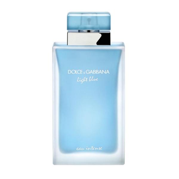 Dolce & gabbana light blue eau intense eau de parfum 100ml vaporizador