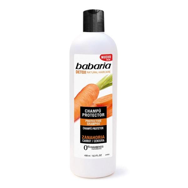 Babaria zanahoria champu protector 400ml
