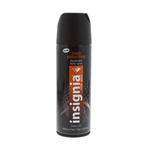 Dyal for men dark seduction desodorante 200ml vaporizador