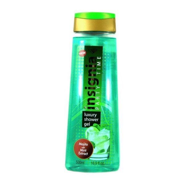 Dyal party time luxury shower gel mojito y menta 500ml