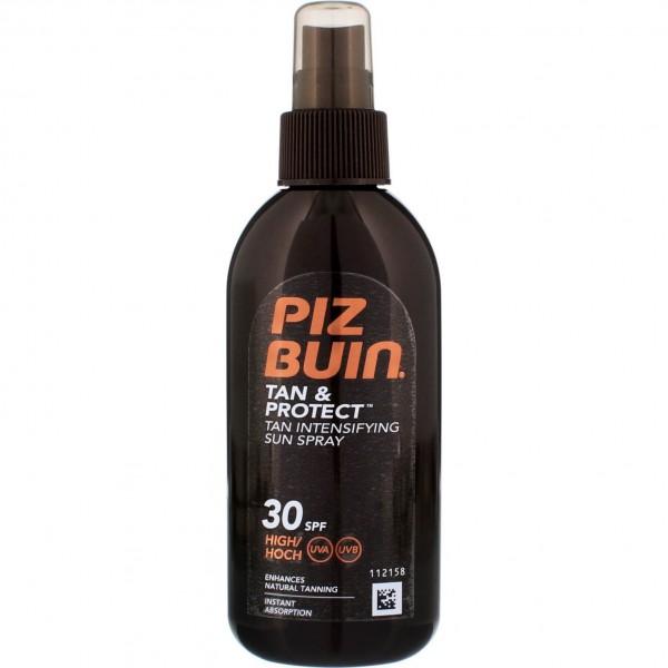 Piz buin tan & protect oil spray spf30 150ml vaporizador